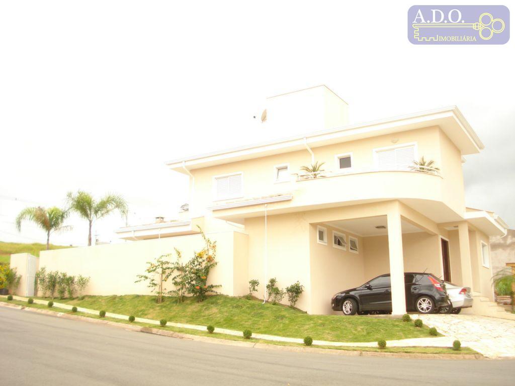 Casa residencial à venda, Jardim America II, Valinhos - CA0216.