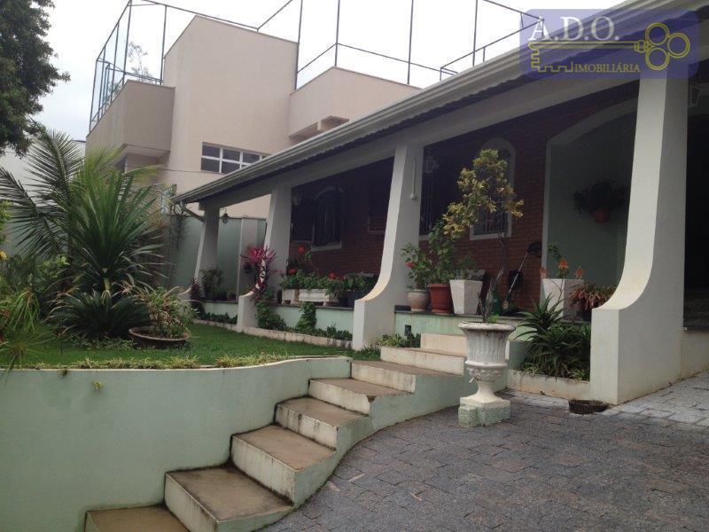 Casa  residencial à venda, Chácara Primavera, Campinas.