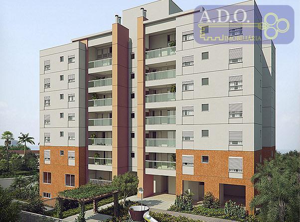 Apartamento  residencial à venda,Le Monde - Mansões Santo Antônio, Campinas.