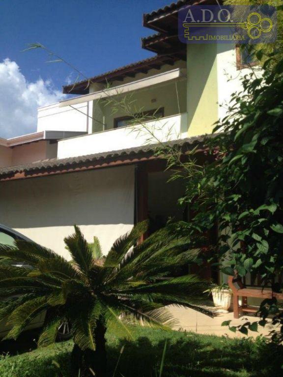 Casa residencial à venda, Condominio Residencial São Joaquim, Valinhos - CA0255.