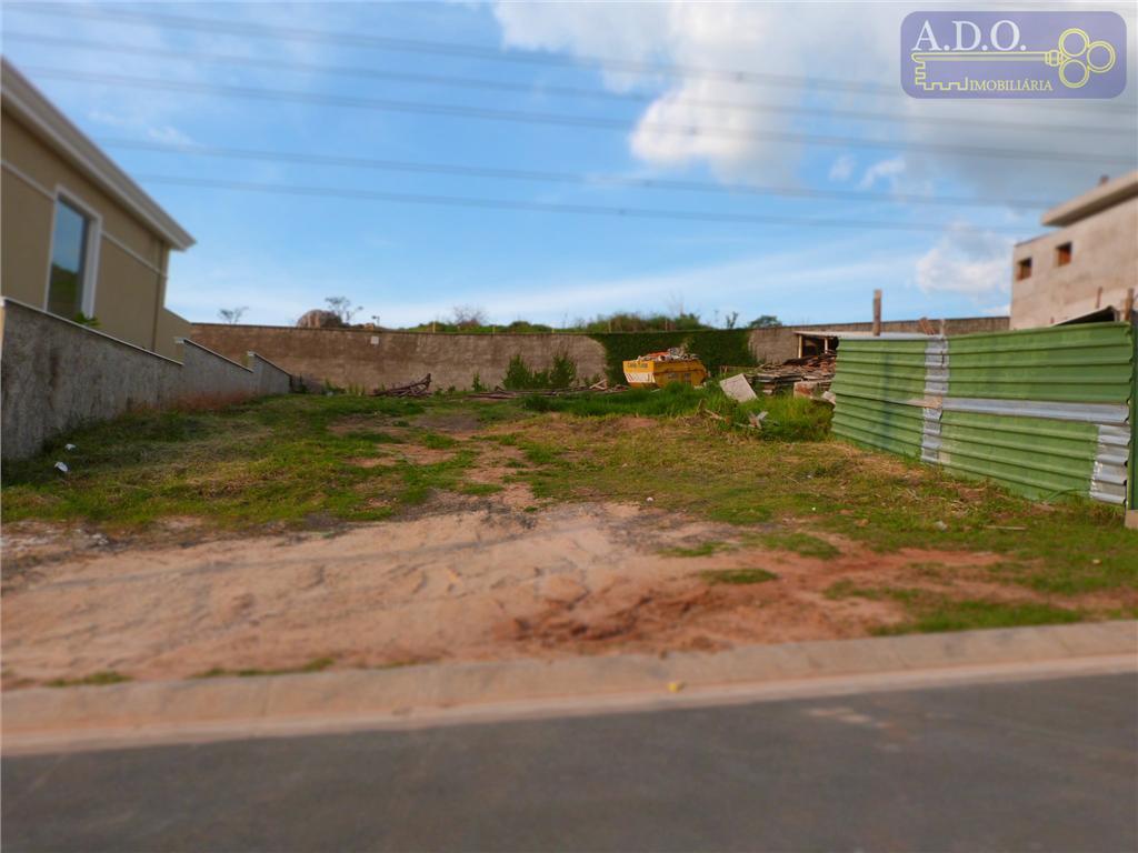 Terreno  residencial à venda, Parque das Quaresmeiras - Residencial - bairro Alphaville Campinas, Campinas.