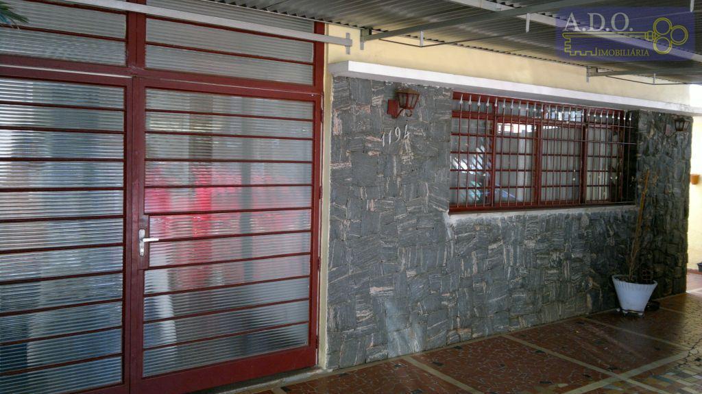 Casa comercial à venda, Vila Nova/Taquaral, Campinas.