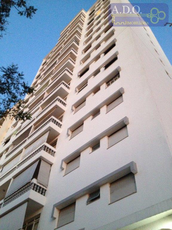 Apartamento  residencial à venda, Edificio Imperador, Cambuí, Campinas.