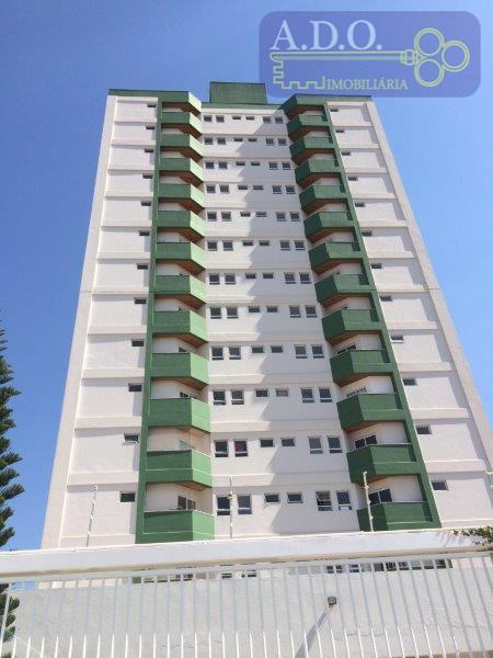 Apartamento  residencial à venda, Condominio Solar do Flamboyant, Jardim Flamboyant, Campinas.