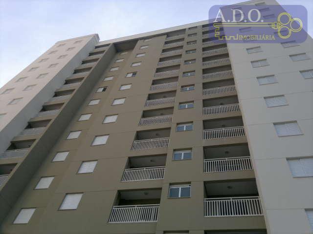 Apartamento  residencial à venda, residencial Reviva, Parque Prado, Campinas.