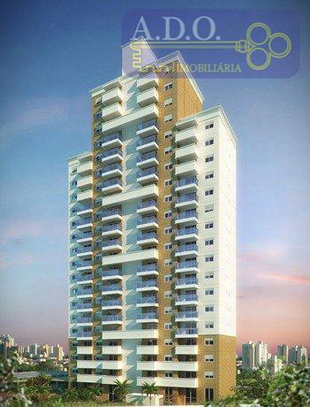 Flat  residencial à venda, Home Dot, Vila Itapura, Campinas.