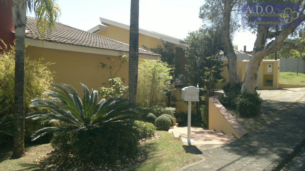 Casa residencial à venda, Jardim Botânico (Sousas), Campinas.