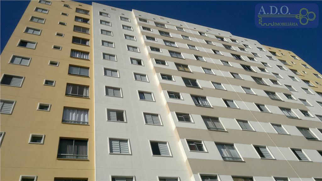 Apartamento residencial à venda, Vila Georgina, Campinas - AP0474.