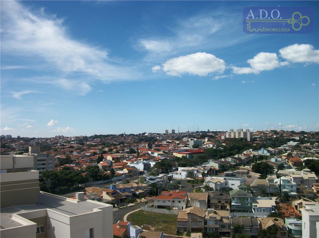 Apartamento residencial à venda, Parque Prado, Ed. Reviva Campinas - AP0357.