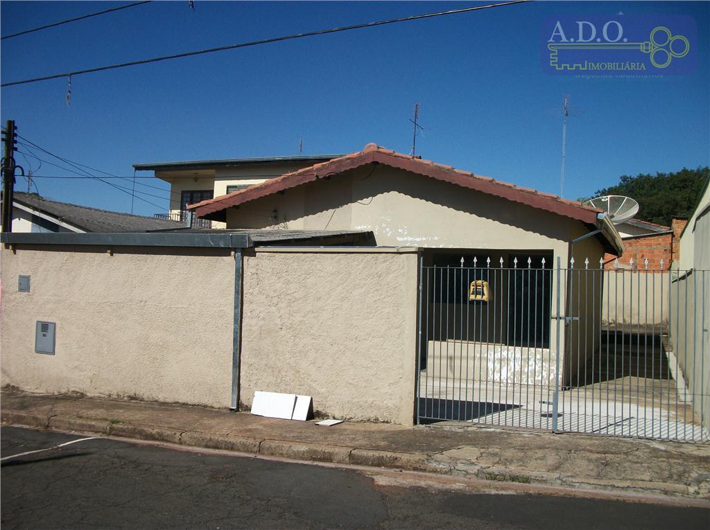 Casa residencial para locação, Vila Boa Vista, Campinas - CA0209.
