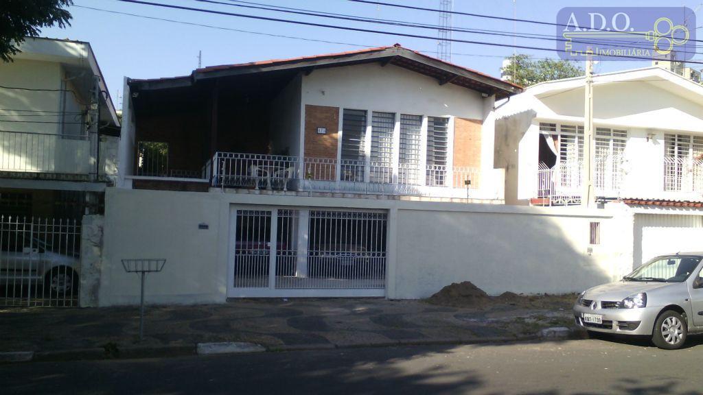 Casa residencial à venda, Jardim Guarani, Campinas - CA0299.