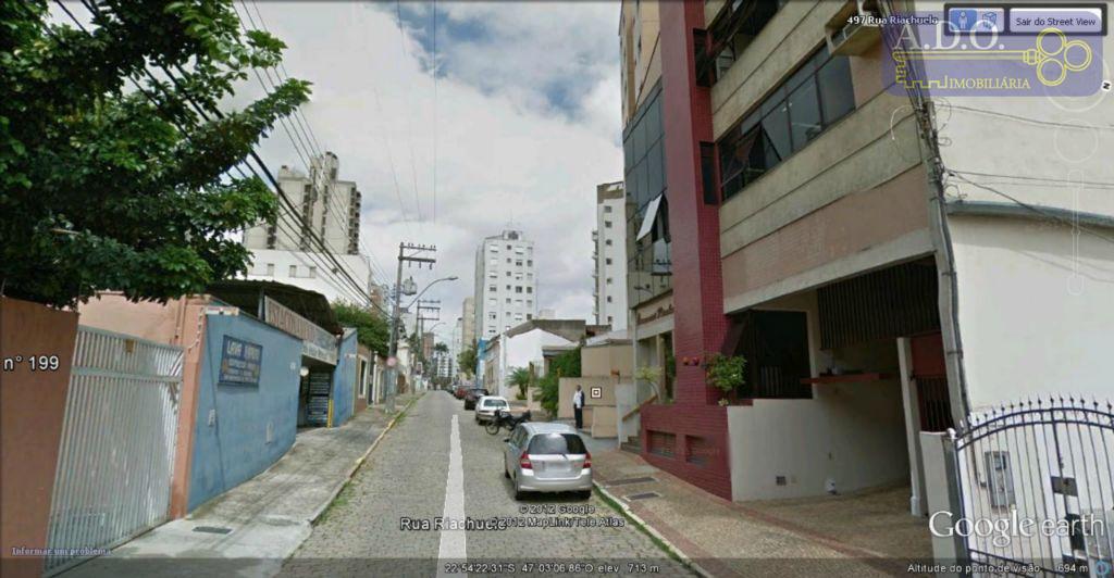 terreno em ótima localização, a 50 mts da av. moraes sales com a rua coronel quirino....