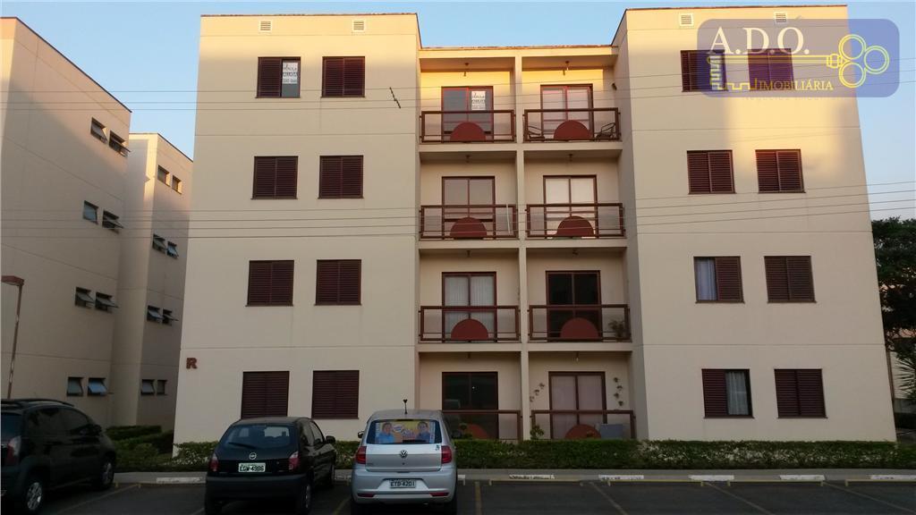 Apartamento residencial à venda, Jardim das Bandeiras, Campinas - AP0672.