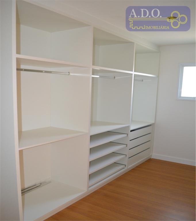 lindo sobrado em condomínio fechado, com 03 suítes, closet, ampla sala 02 ambientes, cozinha planejada com...