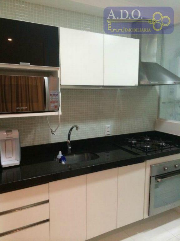 Apartamento residencial à venda, Jardim Chapadão, Campinas - AP0698. ville castelli
