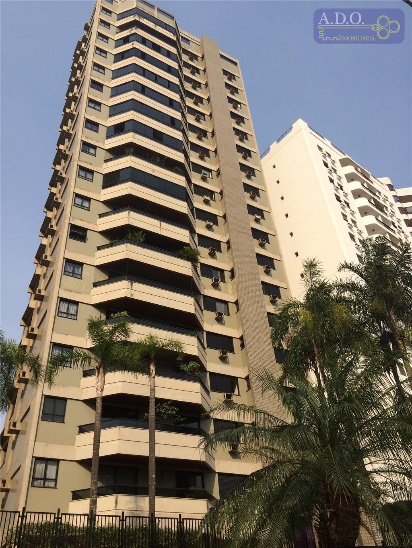 Apartamento residencial à venda, Jardim Proença, Campinas - AP0673.