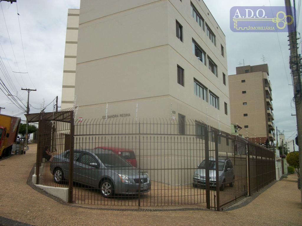 Apartamento residencial à venda, Jardim Flamboyant, Campinas - AP0702.