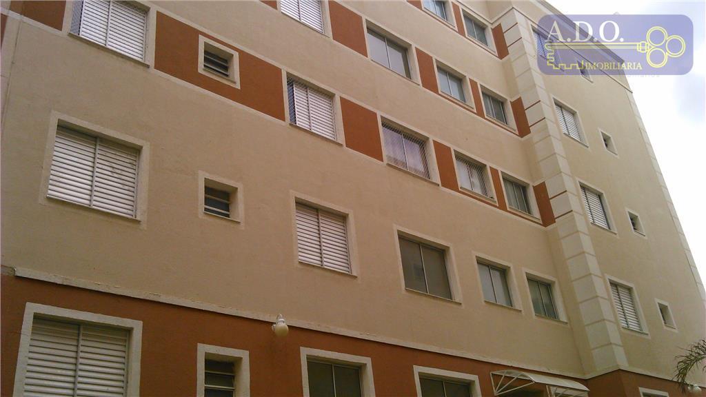 Apartamento residencial para venda e locação, Residencial Águas de Lindóia, Campinas.