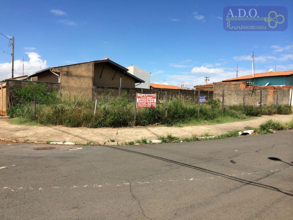 Terreno  residencial à venda, Parque Via Norte/ Boa Vista, Campinas.