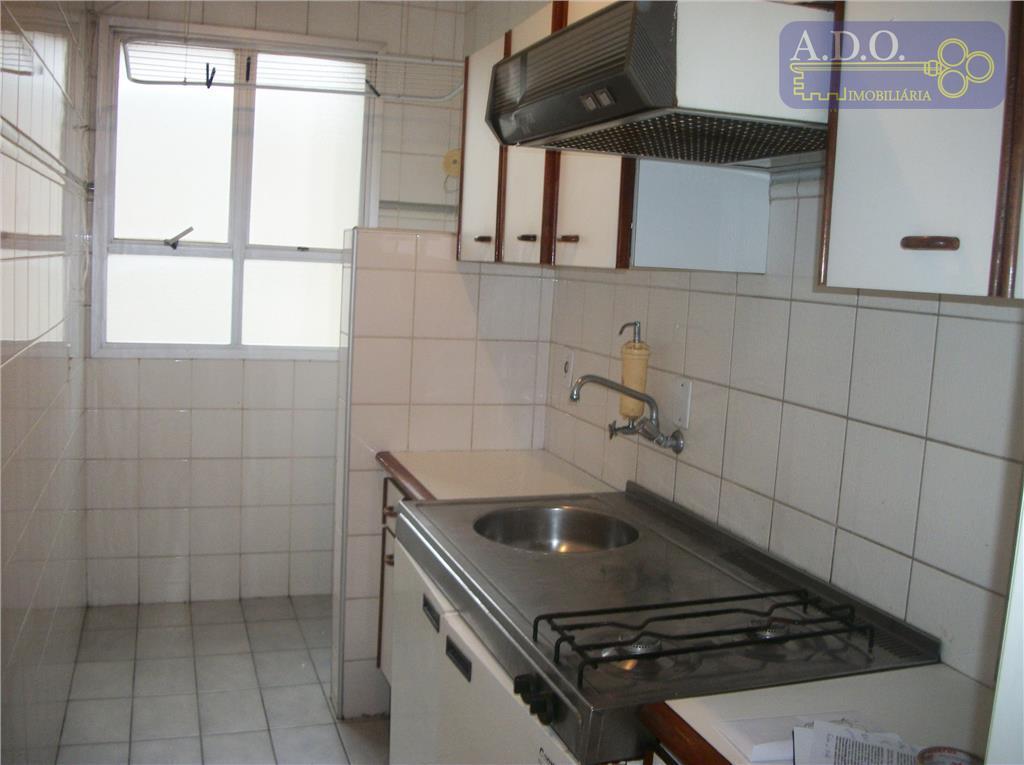 Apartamento com 1 dormitório para alugar, 45 m² por R$ 400/ano  Avenida Franciso Glicério, 155 - Centro - Campinas/SP