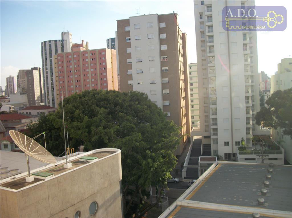 Apartamento residencial para venda e locação, Centro, Campinas - AP0748.