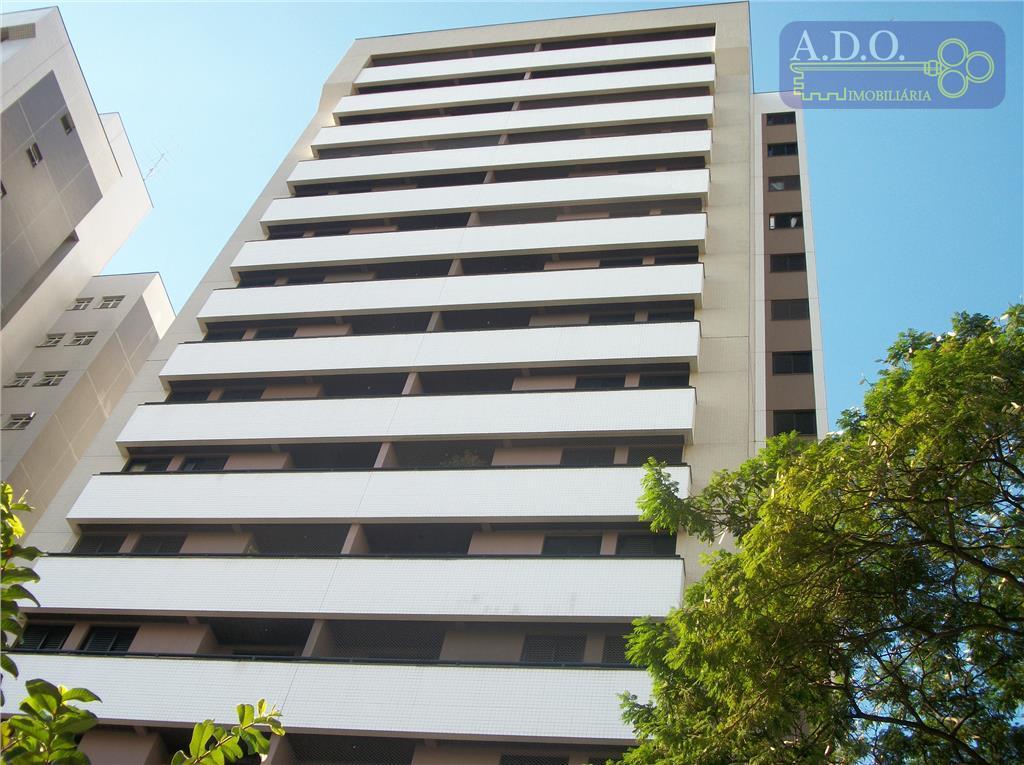 Apartamento residencial à venda, Vila Itapura, Campinas - AP0785.