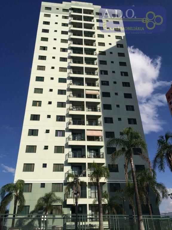 Apartamento  residencial à venda, Vila São Bento, Proximo Shopping Unimart -  Campinas.