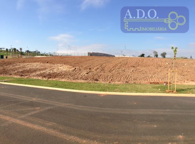 Terreno  residencial à venda, Alphaville Dom Pedro 02, Campinas.