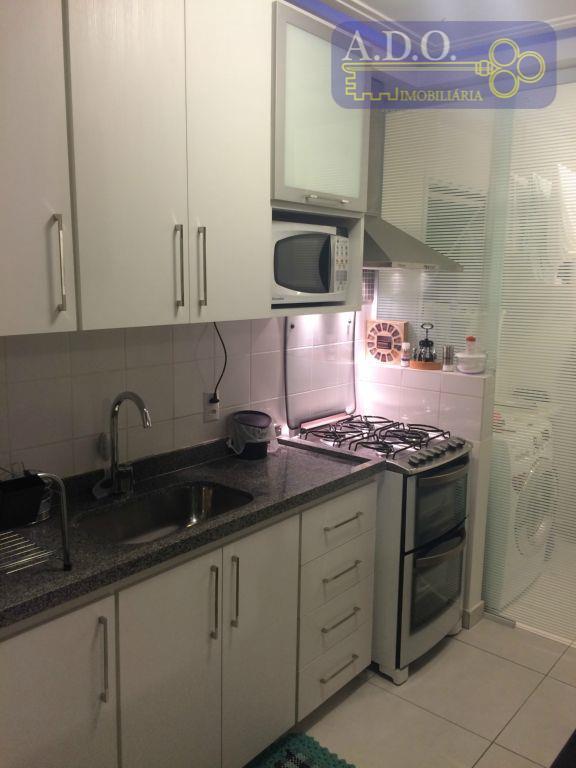 Apartamento  residencial à venda, Ville Castelli, Jardim Chapadão, Campinas.