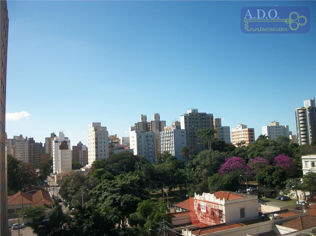 Apartamento residencial para locação, Centro, Campinas - AP0001.