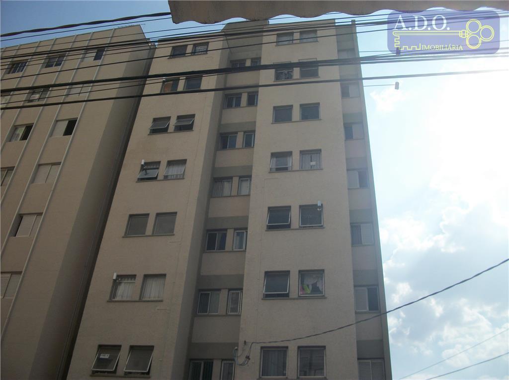 Apartamento residencial à venda, Centro, Campinas - AP0850.