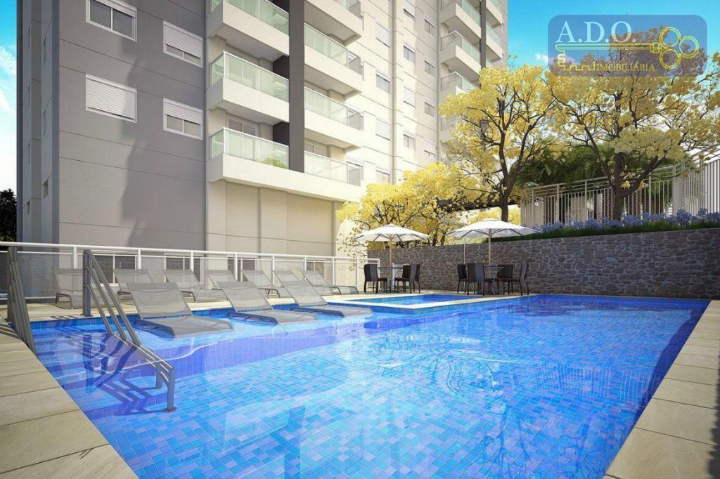 Apartamento  residencial à venda, Stage,Vila Itapura, Campinas.