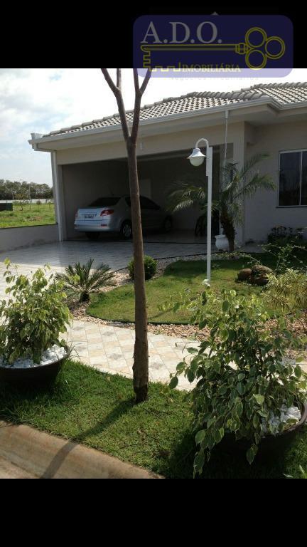 Casa  residencial à venda, João Aranha, Conde 2 Paulínia.