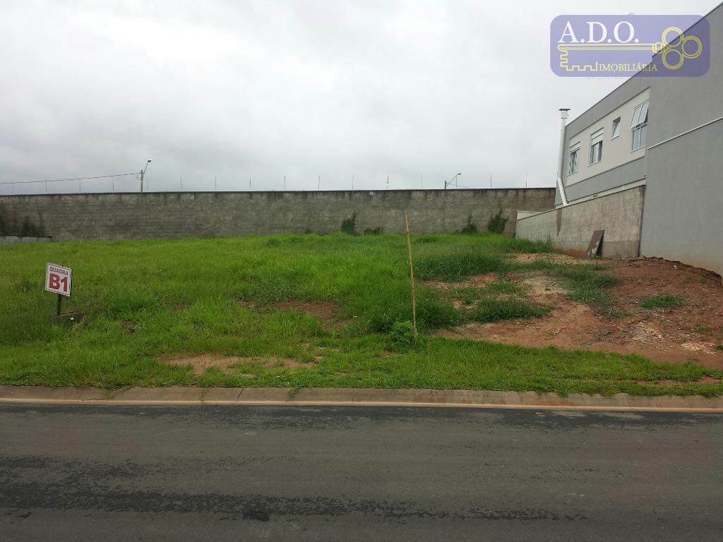 Terreno  residencial à venda, alecrins - Alphaville Campinas, Campinas.