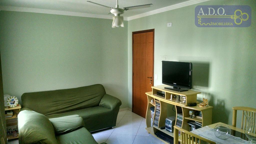 Apartamento  residencial à venda, Don Nery, Jardim Miranda, Campinas.