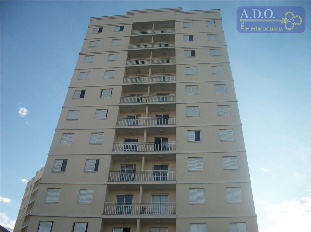 Apartamento  residencial à venda, edifício Piemonte, Vila Industrial, Campinas.