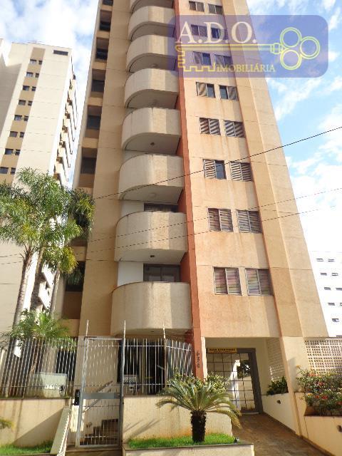 Apartamento  residencial à venda, Centro, Ribeirão Preto. edificio dr. antonio annibal feresi