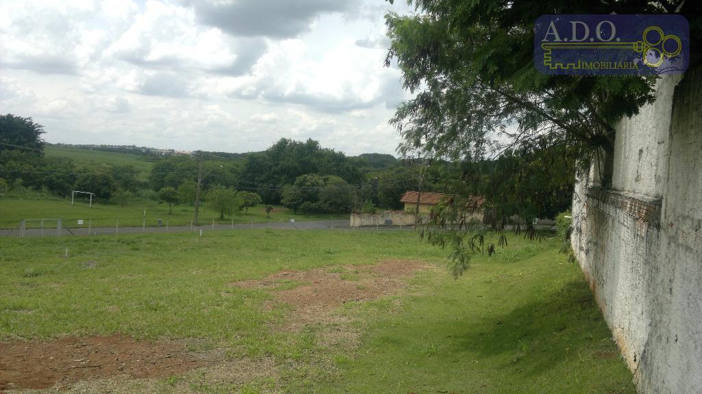 Terreno residencial à venda, Barão Geraldo, Campinas.