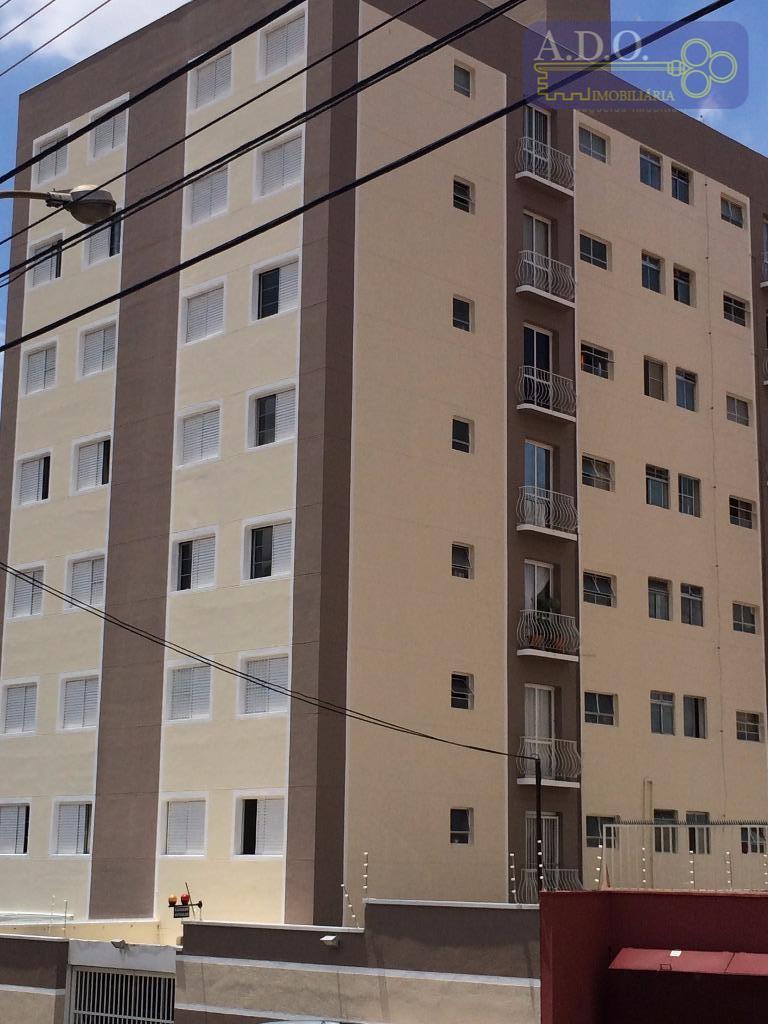 Apartamento  residencial à venda, Vila Industrial, Campinas.
