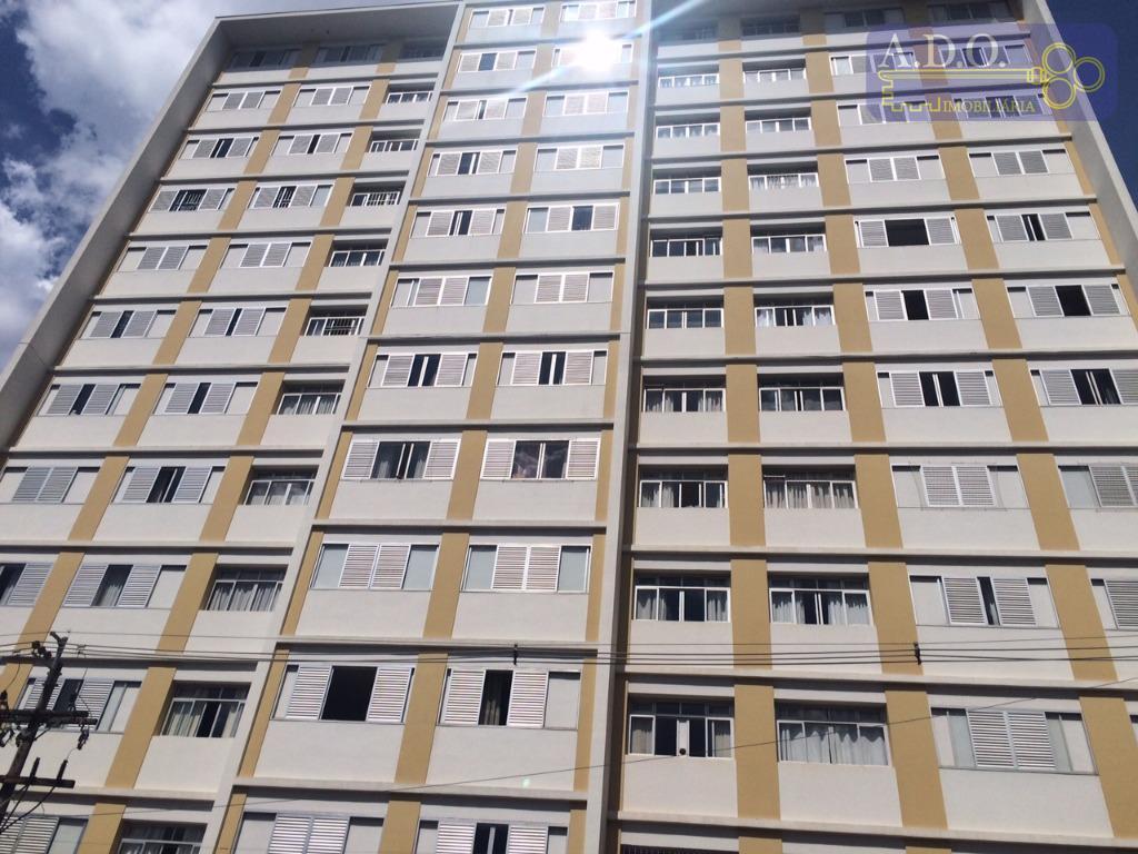 Apartamento residencial à venda, Culto a Ciência, Botafogo, Campinas - AP0872.