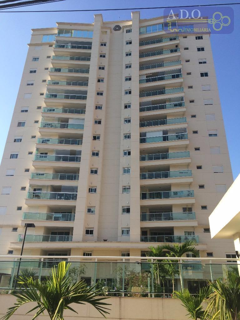 Apartamento  residencial à venda, Mansões Santo Antônio, condomínio palazzi, Campinas.