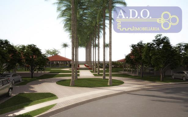 condomínio fechado - parque dos alecrins;402m2- 15 metros de frente; aceito apartamento de 3 dorms.(suite) e...