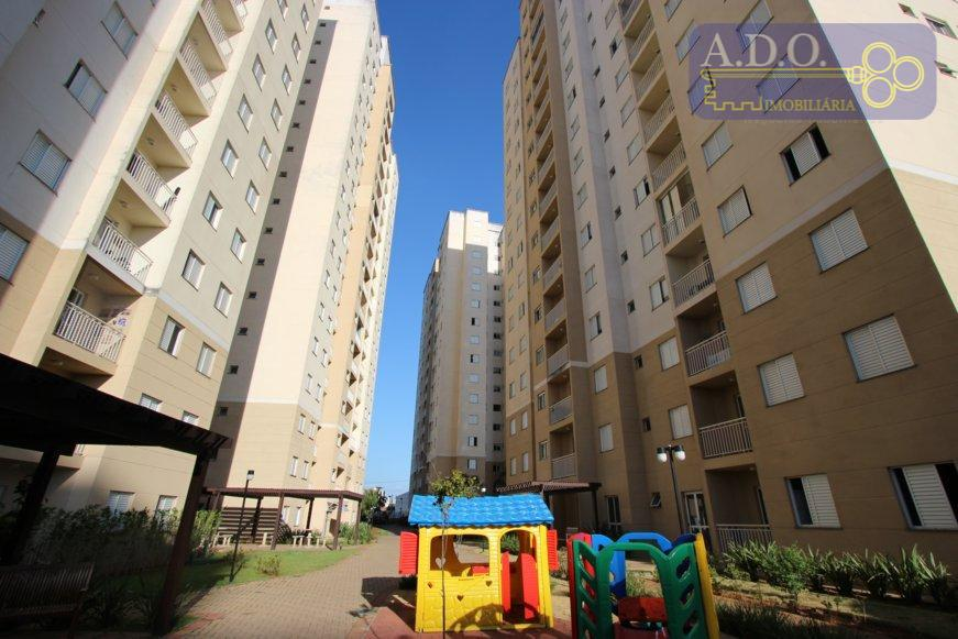 Apartamento  residencial à venda, Bonfim, Central View Campinas.