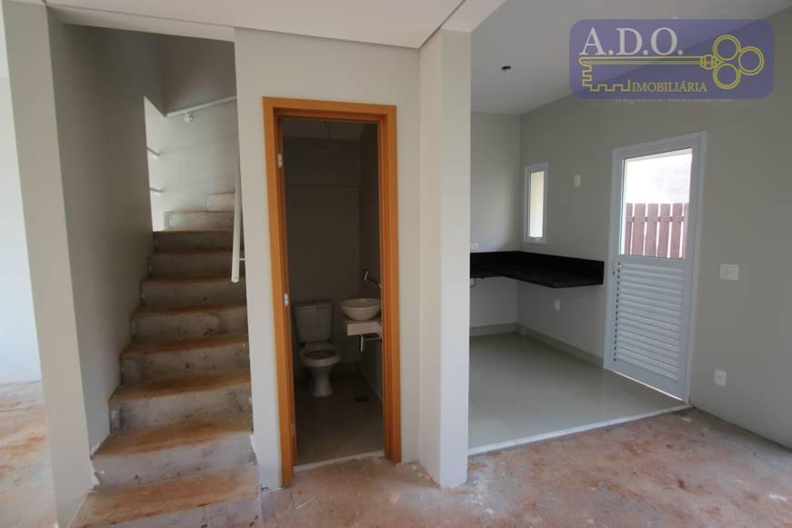 projeto de casas em condominio fechada, geminada, em paredes duplas, com otima construção e acabamento em...