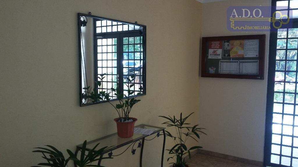 Apartamento  residencial à venda, Jardim Interlagos, Campinas.