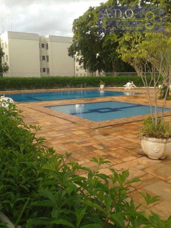 Apartamento  residencial à venda, Jardim Miranda, Condominio Don Nery, proximo Shopping Unimart, Campinas.