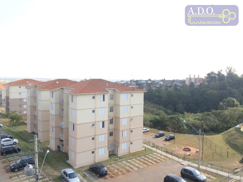 Apartamento  residencial à venda, Rossi Ideal - Vitoria Regia, Parque Prado, Campinas.