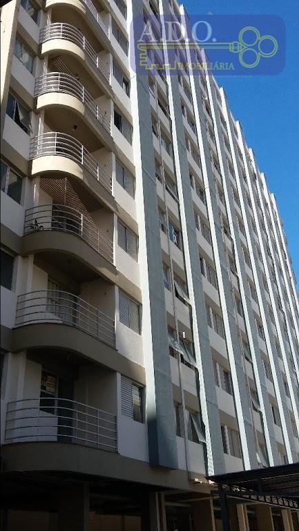Apartamento residencial à venda, Centro, Campinas - AP0963.