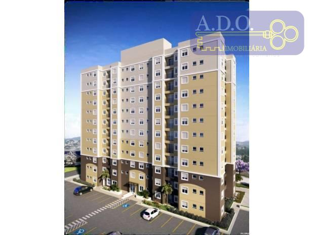Apartamento  residencial à venda, Vila Industrial, Campinas Boulevard, Campinas.