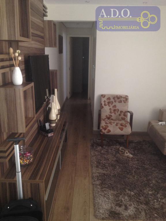 Apartamento  residencial à venda, REVIVA, Parque Prado, Campinas.